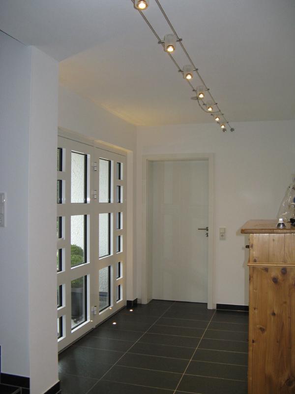 Umbau - Modernisierung Küche und Eingangsbereich - privates Wohnhaus